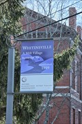 Image for Whitinsville A Mill Village - Northbridge MA
