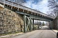 Image for Norfolk County Railroad Bridge - Canal Street Railroad Bridge - Blackstone MA