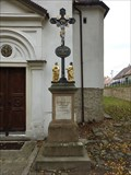 Image for Churchyard Cross - Diváky, Czech Republic