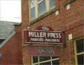 Image for The Miller Press - Washington, MO