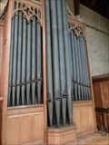Image for Church Organ - Holy Trinity Curch - Llandudno, Wales. Great Britain.