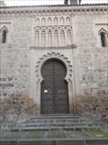 Image for Iglesia de Santa Leocadia Doorway - Toledo, Spain