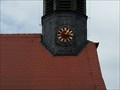 Image for Clock of Spitalkirche - Gunzenhausen, Germany, BY
