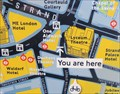 Image for You Are Here - Wellington Street, London, UK