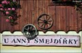 "Image for Small wagon wheels on ""U Anny šmejdírky"" restaurant - Nymburk (Central Bohemia)"
