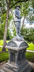 Image for Spanish-American War Memorial - Spearfish, South Dakota