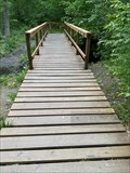 Image for Farnsworth Trail Footbridge in Cook Conservation Area - Lancaster, Massachusetts