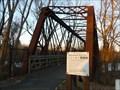 Image for Northampton Lattice Truss Bridge - Northampton, MA