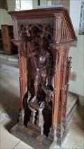 Image for Lectern - St Michael the Archangel - Halam, Nottinghamshire, UK