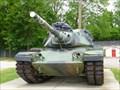 Image for M60 Tank - VFW post 2408 - Ypsilanti,  Michigan, USA.