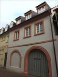 Image for Architekturteile, Mittelgasse an Nr. 8, Neustadt an der Weinstraße - RLP / Germany