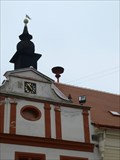 Image for Outdoor Warning Siren - námestí Svobody c.p. 95, Jemnice, okres Trebíc, CZ