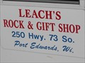 Image for Leach's Rock & Gift Shop - Port Edwards, WI