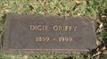 Image for 100 - Dicie Griffy - Rose Hill Burial Park - OKC, OK
