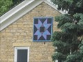 Image for Stone House Barn Quilt - rural Clinton, IA