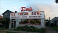 Image for Tom's Ice Cream Bowl-Zanesville, OH