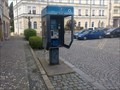 Image for Payphone / Telefonni automat - Stare namesti, Rychnov nad Kneznou , Czech Republic