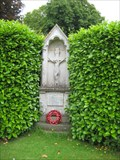 Image for Turweston War Memorial WW1 - Northants