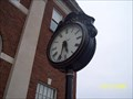 Image for Lyons, New York Town Clock