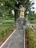 Image for Combined World War Memorial - Belkovice-Laštany, Czech Republic