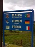 Image for Mafra (Lisboa,Portugal) Sister City with Leimenand and Frehel