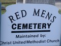Image for Red Mens Cemetery - Chincoteague Island, VA.