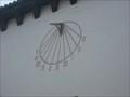 Image for Paseo Nuevo sundial - Santa Barbara, CA