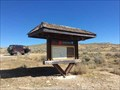 Image for Transcontinental Railroad National Backcountry Byway - East End Orientation Kiosk