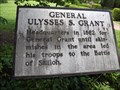 Image for General Ulysses S. Grant - Jackson, TN
