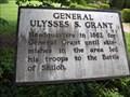 Image for General Ulysses S. Grant - Jackson, TN