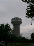 Image for Burlington, NC newest water tower