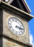 Image for Commemorative Clock Tower - Foxdale, Isle of Man