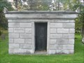 Image for Campbell Family Mausoleum - St. Stephen's Anglican Church Cemetery - Chambly, QC, Canada