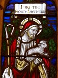 Image for Good Shepherd - Eglwys St James Church - Wick, Vale of Glamorgan, Wales.