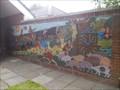 Image for The Doomsday Mosaic - Westerham - Kent - UK
