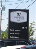 Image for Hot Dog restaurant-Brossard-Québec, Canada
