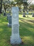 Image for Austin W Stockton - Fort Worth Texas