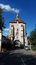 Image for Belfries of Belgium and France - Beffroi de porte de Lucheux, France, ID=943-053