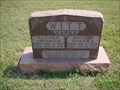 Image for 101 - Archibald Witt - Fairlawn Cemetery - Stillwater, OK