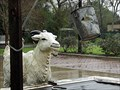 Image for Statue of the Town Goat - Montgomery, TX