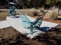 Image for Matching Butterfly Bench Set in Landa Park - New Braunfels, TX USA