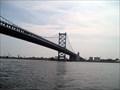Image for Benjamin Franklin Bridge - Camden, NJ