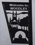 Image for Woodley Welcome Sign - Woodley, UK