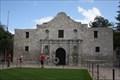 Image for El Camino Real -- Mission San Antonio de Valero, San Antonio TX