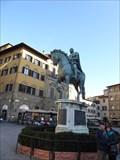 Image for FIRST: Grand Duke of Tuscany, Cosimo I de' Medici - Florence, Italy