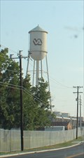 Image for BZ1281 Waco Veteran's Hosp Water Tank -- Waco TX