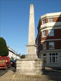 Image for  Plague Monument, Winchester, Hampshire, UK