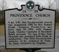 Image for Providence Church, East Tennessee
