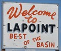 Image for Welcome to Lapoint ~ Best of the Basin