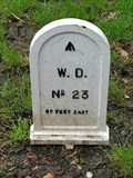 Image for Boundary Marker No. 23  -  Tower Hill Garden, London, UK